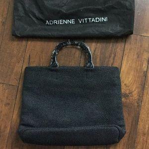 Adrienne Vittadini Black Bag